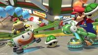 Mario Kart Tour en piste sur smartphone