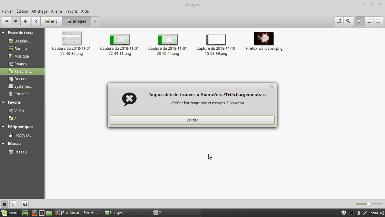 documents téléchargements - forum ubuntu