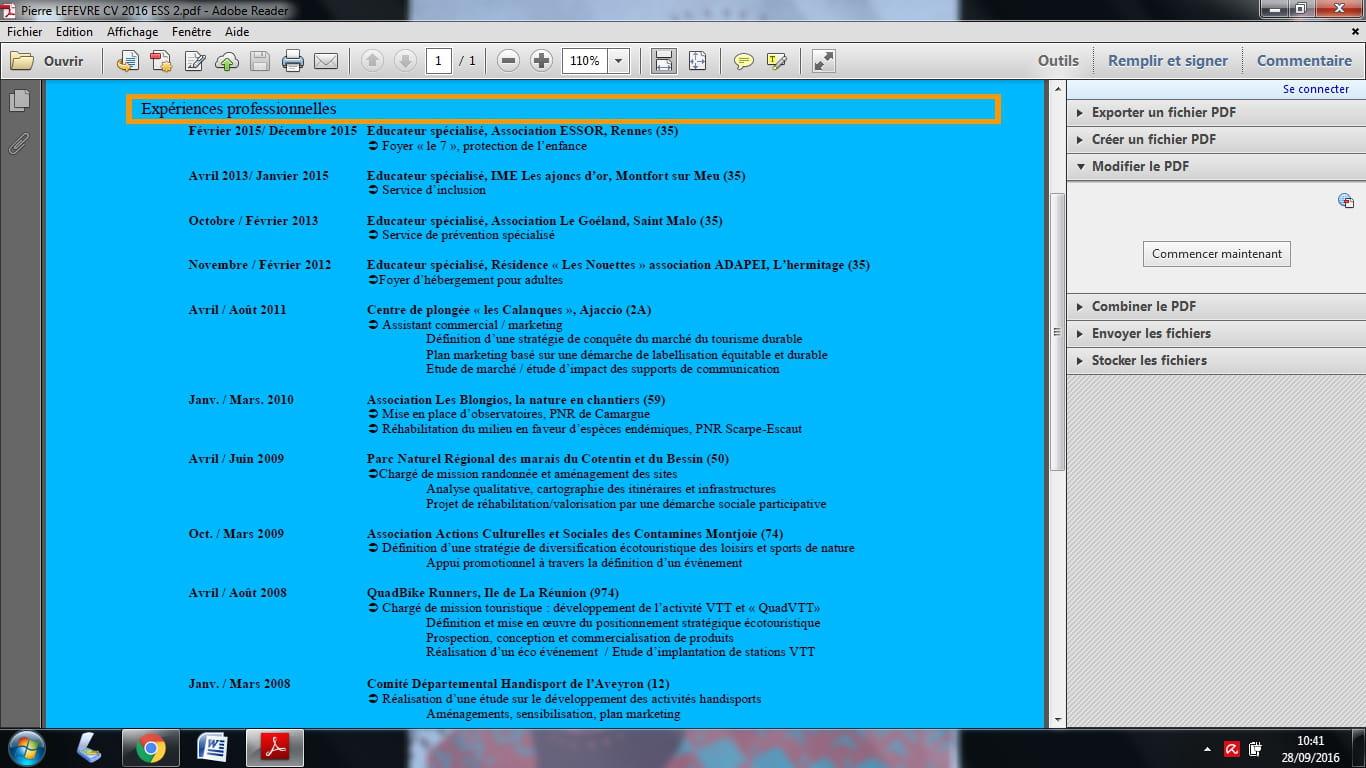 probleme de convertion word en pdf 2  r u00e9solu