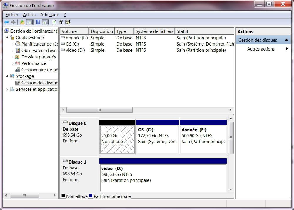 r u00e9cup u00e9rer une partition recovery supprim u00e9e  r u00e9solu
