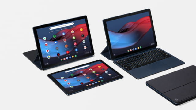 Google officialise sa tablette Pixel Slate