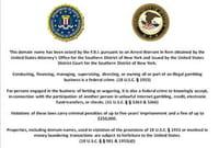 Les sites de poker en ligne bloqués aux Etats-Unis par le FBI