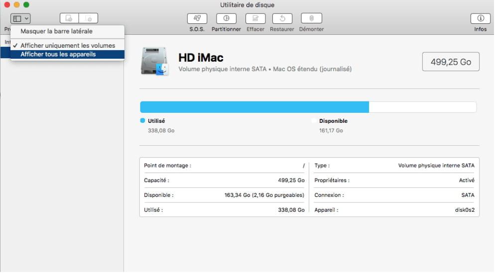 <b>Mac</b> : <b>comment</b> <b>formater</b> une <b>clé</b> <b>USB</b> sur <b>mac</b> ?