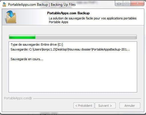 PortableApps - Tutoriel : Gérer ses programmes (version