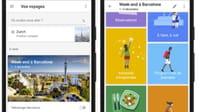 Google Trips maintenant en français