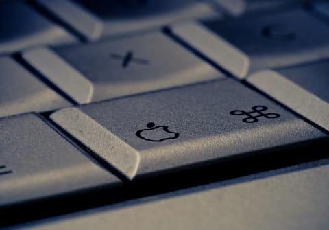 Utiliser les raccourcis clavier sur Mac