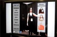 La cabine d'essayage devient virtuelle avec Kinect