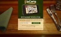 Des tablettes tactiles pour remplacer les serveurs dans les restaurants