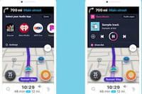 Waze intègre un lecteur de streaming audio
