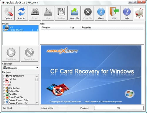 Telecharger Compact Flash Card Recovery Gratuit Comment Ca Marche