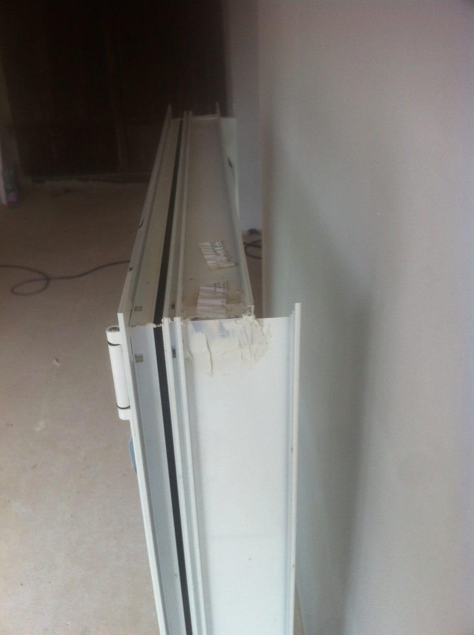 pose fen tre aluminium construction et r novation. Black Bedroom Furniture Sets. Home Design Ideas