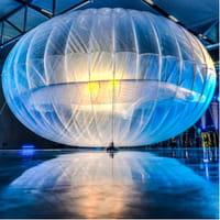 Google : Des ballons stratosphériques pour qu'Internet atteigne les régions les plus reculées