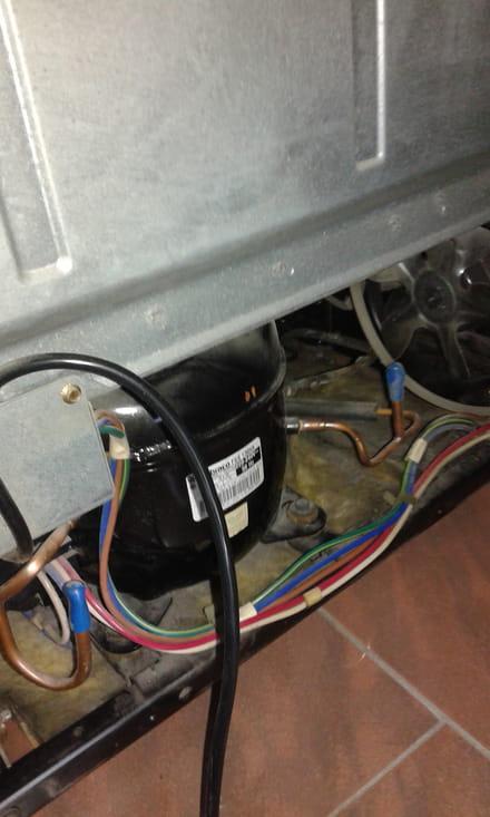 Bruit Frigo frigo américain whirlpool [résolu]