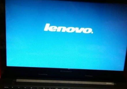 Problème démarrage - écran Lenovo [Résolu]