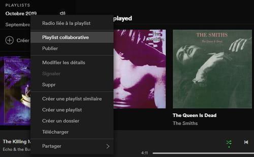 Créer une playlist collaborative sur Spotify Playlist_collaborative