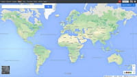 Google Maps évolue en service de cartographie personnalisé