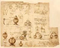 Le Codex Atlanticus de Léonard de Vinci accessible en ligne