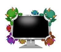 Twitter , Facebook , banques : Trio gagnant pour les cybercriminels en 2010