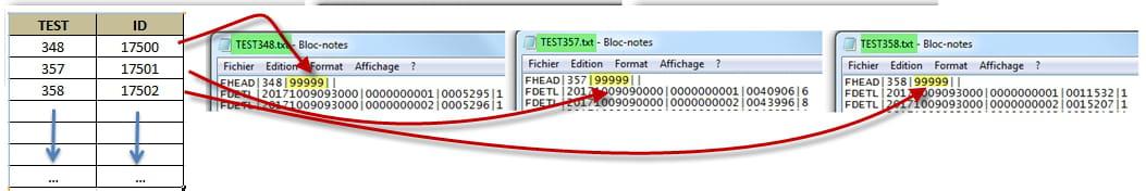 Ouvrir plusieurs fichiers text par un macro et faire des for Ouvrir une fenetre ms dos