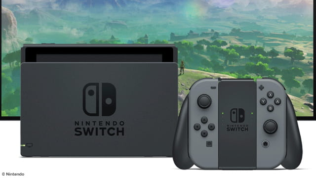 Une Switch 2.0 en 2019 ?
