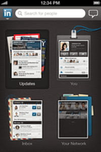 LinkedIn pour iPad et Android : meilleur accès aux pages d'entreprises