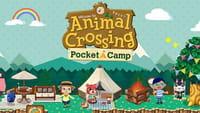 Animal Crossing : Pocket Camp enfin dispo !