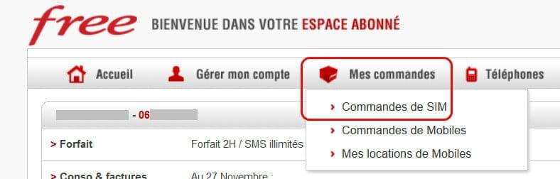 Commande Carte Sim Non Recue Free Mobile Comment Ca Marche