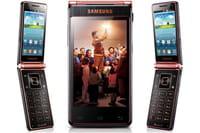 Le nouveau smartphone Samsung Galaxy Folder