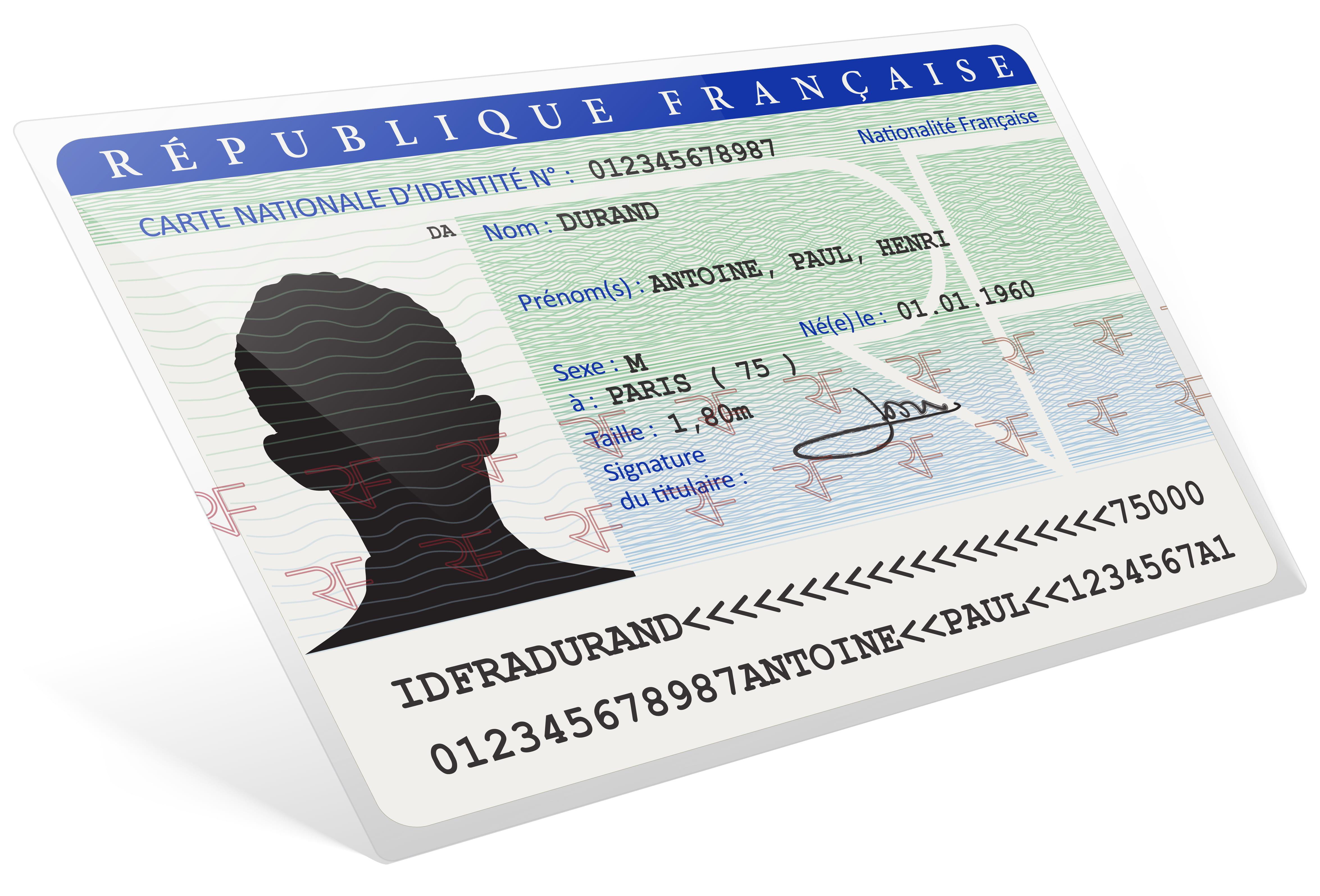 papier pour refaire sa carte d identité Perte ou vol de carte d'identité : les démarches à accomplir