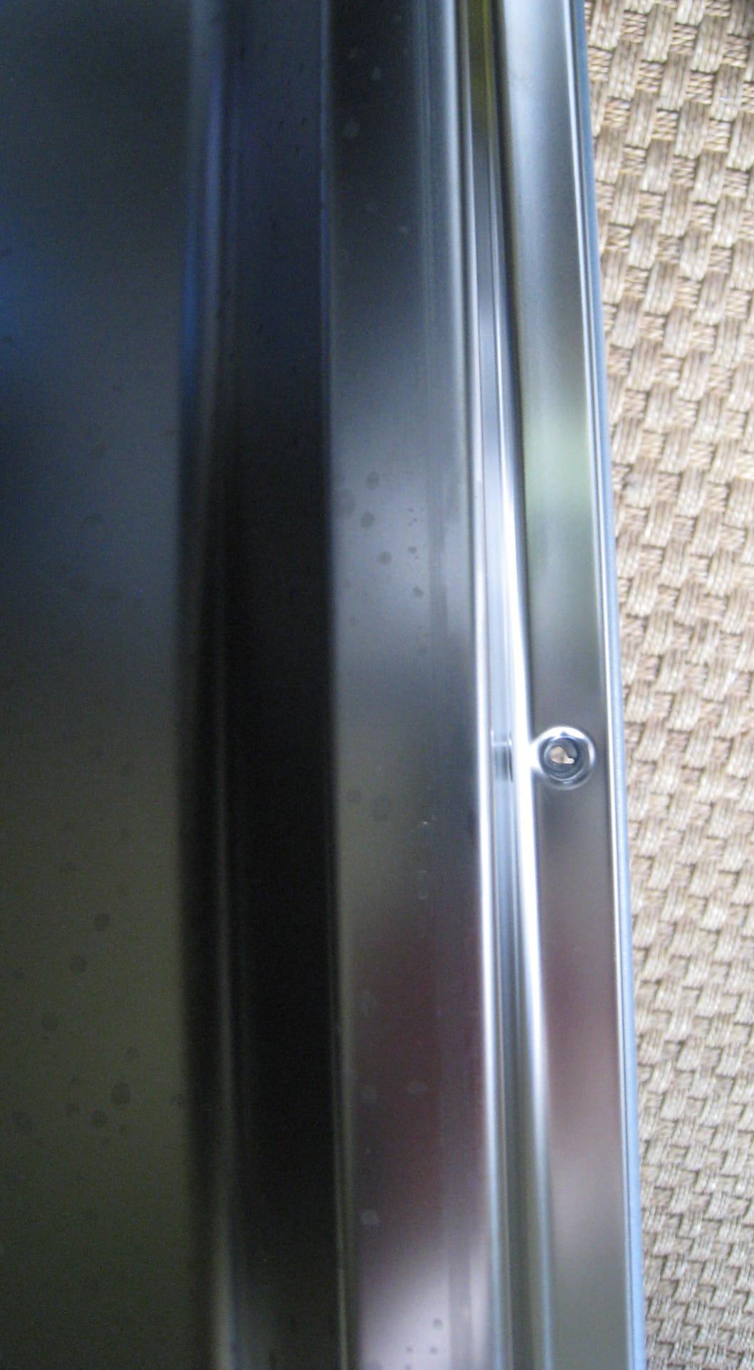 Fixation Porte Façade Bois Sur Lave Vaisselle Bosch Smv58l10eu