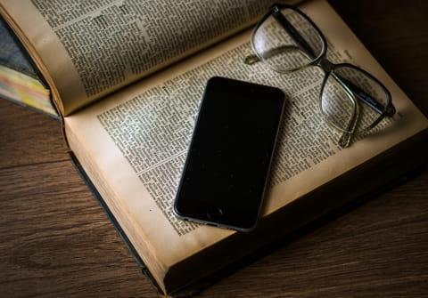 Extraire du texte d'une image avec un mobile