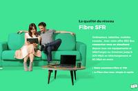 Red by SFR propose la fibre à 1 Gbit/s pour 20 euros par mois