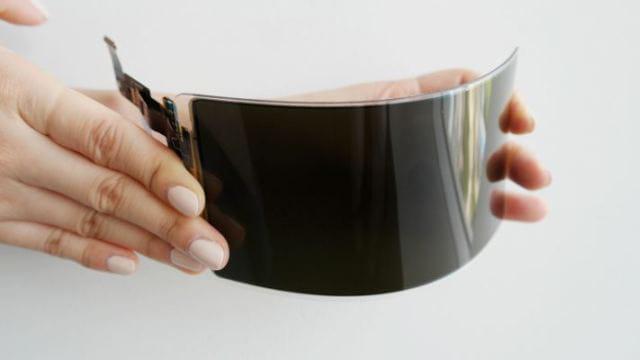 Samsung : un écran OLED certifié incassable