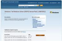 Le SP1 de Windows 7 est disponible au téléchargement