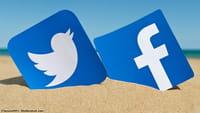 Facebook et Twitter sous l'oeil de l'UE