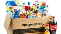 Amazon Pantry ouvre en France