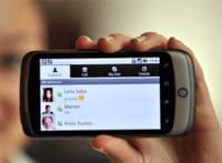 Skype disponible sur les mobiles Androïd