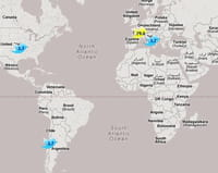 TweepsMap : cartographier vos followers sur Twitter