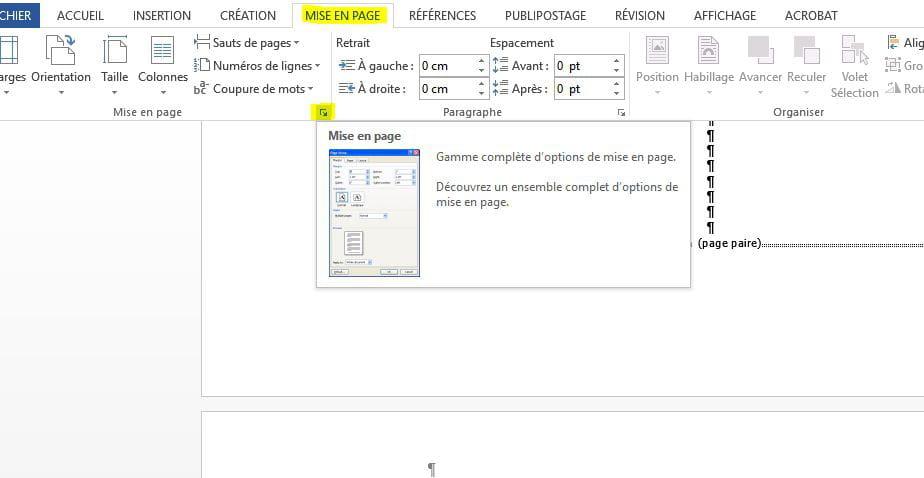 supprimer une page de pdf