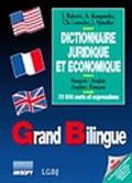 Dictionnaire juridique bilingue pdf