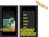 Chasse au trésor, en réalité virtuelle - Traces