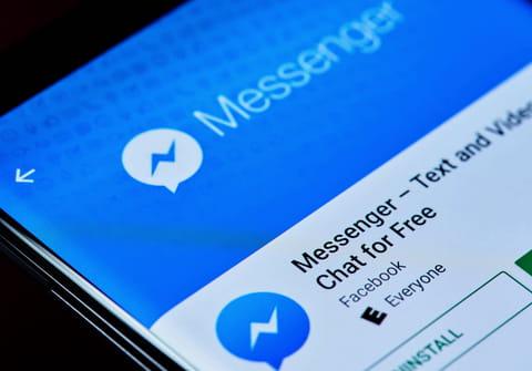 Passer des appels vidéo avec Messenger