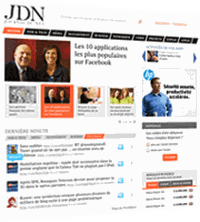 Le Journal Du Net fait peau neuve