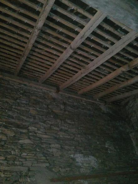 demande de conseils pour un faux plafond murs en pierres. Black Bedroom Furniture Sets. Home Design Ideas