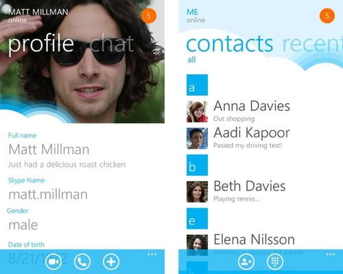 Mobile Dating application Télécharger
