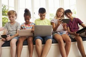 Impact des écrans sur les enfants, une étude alarmante