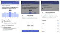 Des outils pour mesurer le temps passé sur Facebook et Instagram
