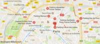 Google Maps > Go parking !