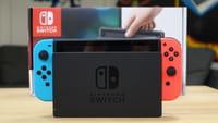 Carton confirmé pour la Nintendo Switch