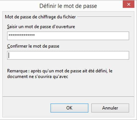 Openoffice comment verrouiller un document avec un mot - Comment ouvrir un fichier docx avec open office ...